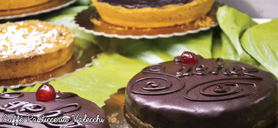Caffè Pasticceria Valecchi le torte